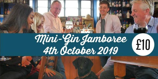 Mini-Gin Jamboree at the Gin School