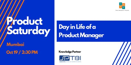 Day in Life of a Product Manager tickets