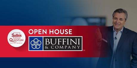 Buffini Open House (multiple dates in October) tickets