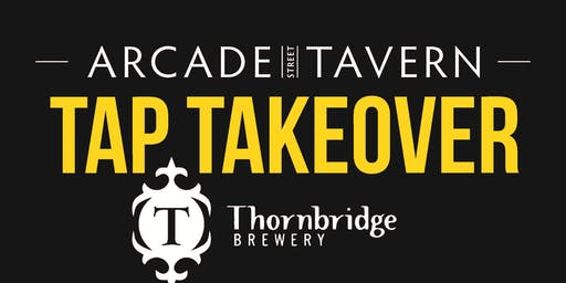 Thornbridge Tap Takeover  with Zaika Indian Cuisine