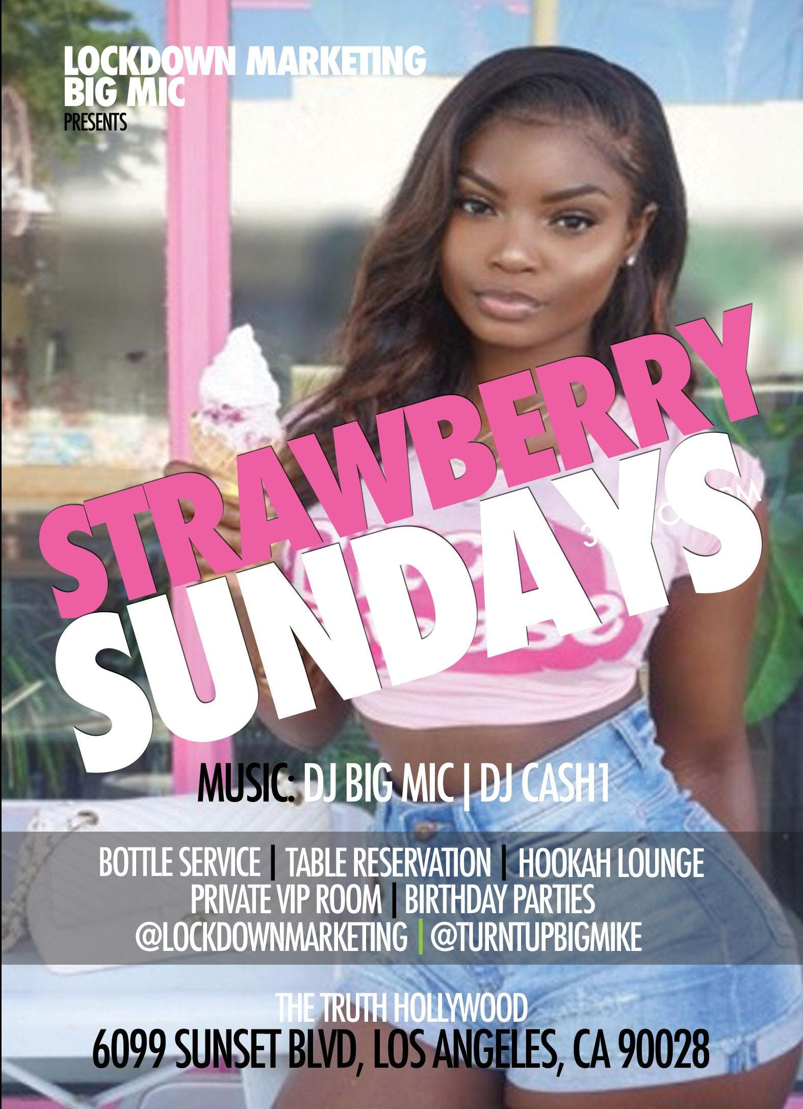 Strawberry Sundays