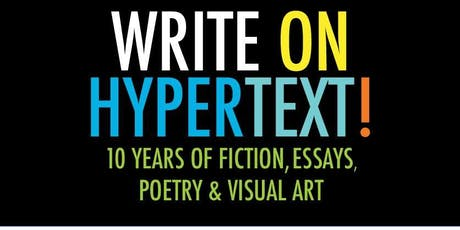 Write on Hypertext! Reading & Fundraiser tickets