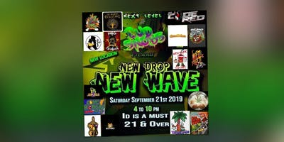NEXTLEVEL973 & BUD SNOBS PRESENTS  NEW DROP / NEW WAVE