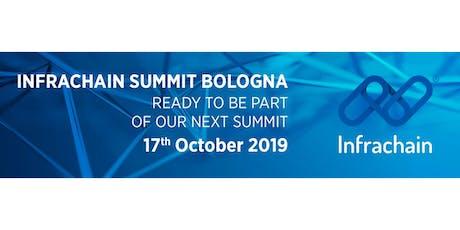 Infrachain Summit Bologna - 17 ottobre 2019 tickets