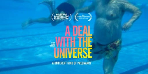 Goldsmiths' LGBTQ Staff Network presents 'A Deal With the Universe' - Film Screening