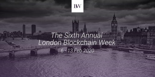 London Blockchain Week 2020