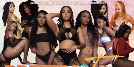 KAZIE'S RSVP LIST!!! - Pretty Girls Playground PT. 6 at Tranquilo Saturday's (Must Show RSVP at the Door. Free until 11:00!!)   tickets