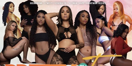 KAZIE'S RSVP LIST!!! - Pretty Girls Playground PT. 6 at Tranquilo Saturday's (Must Show RSVP at the Door. Free until 11:00!!)
