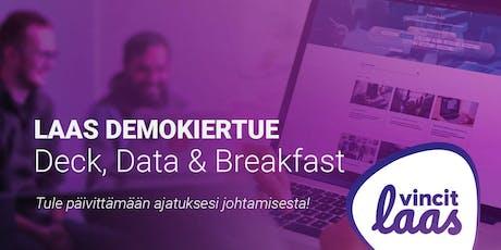 LaaS demokiertue – Oulu tickets