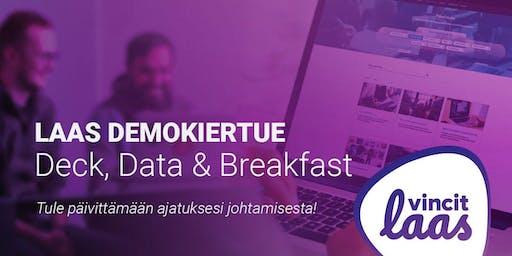 LaaS demokiertue – Oulu