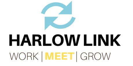 HARLOW LINK Networking tickets