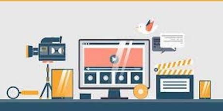 Video Marketing Workshop (2 hours CE) tickets
