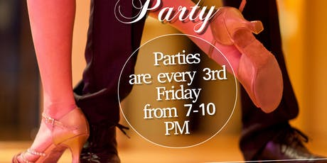 3rd Friday Practice Party tickets