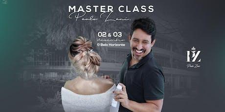 Master Class Paulo Zani - Belo Horizonte ingressos