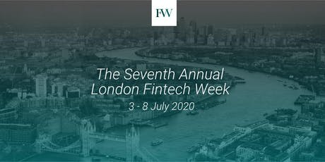 London Fintech Week 2020 tickets
