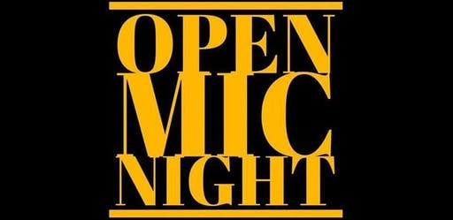 Open Mic Night @ Park Theatre