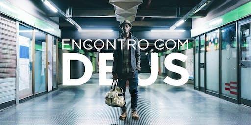 ENCONTRO COM DEUS - HOMENS - NOVEMBRO 2019