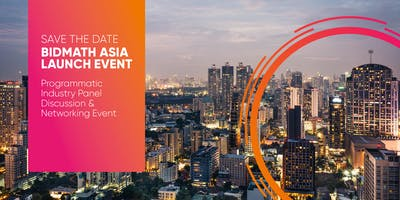 Bidmath Asia Launch - Programmatic Industry Event