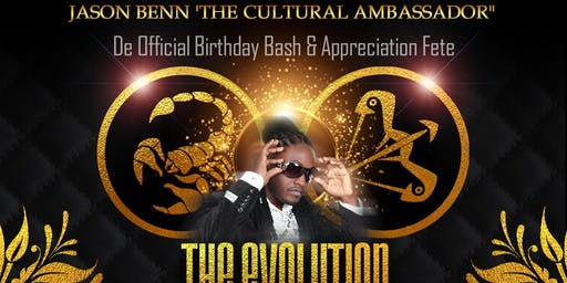 EVOLUTION JASON BENN BIRTHDAY BASH & APPRECIATION FETE