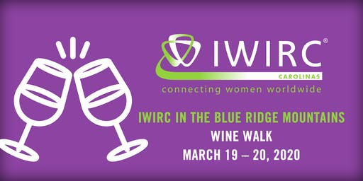 Charity Wine Walk With IWIRC and TMA NOW