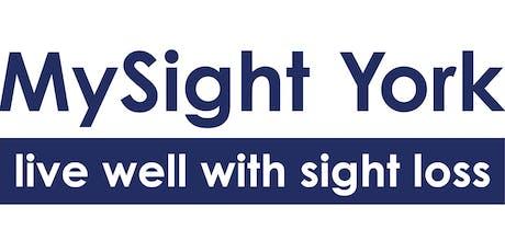 Sight Loss Awareness Training tickets