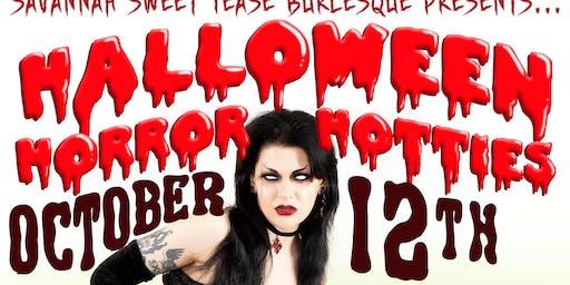 Halloween Trick Or Tease Asheville