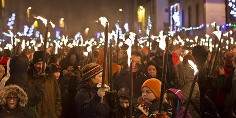 Peebles Hogmanay Torchlight Procession 2019 tickets