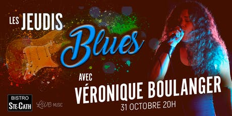 Les jeudis Blues avec Véronique Boulanger tickets