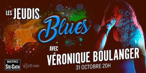Les jeudis Blues avec Véronique Boulanger