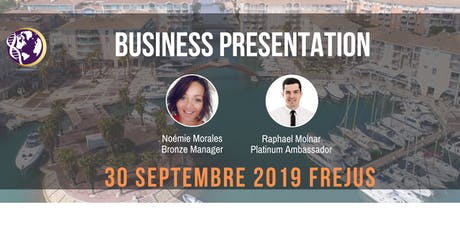 Business Presentation billets
