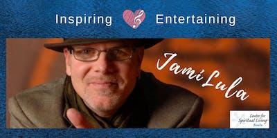 Jami Lulu a gospel-like voice & larger than life