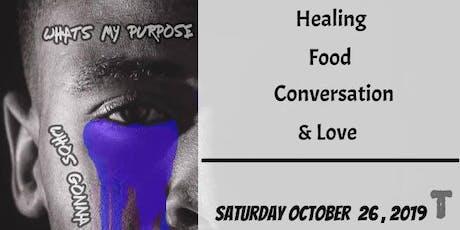 Healing Black LGBTQ Trauma: Health, Agency, & Love: A Brunch tickets