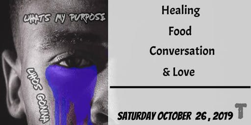Healing Black LGBTQ Trauma: Health, Agency, & Love: A Brunch