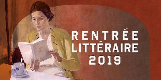 Café littéraire : la rentrée de vos libraires