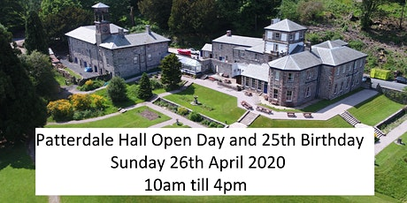 Patterdale Hall Open Day tickets