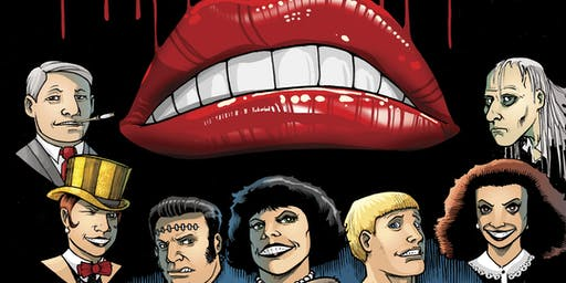 The Rocky Horror Picture Show- HALLOWEEN Experience!