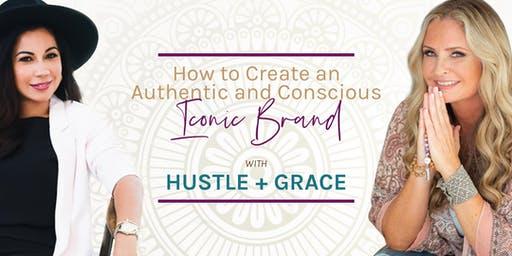 Live Event: How to Create an Authentic and Conscious Iconic Brand