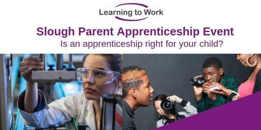 Slough Parents Apprenticeship Evening