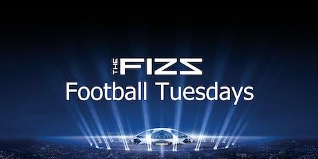 Footbal Tuesdays tickets