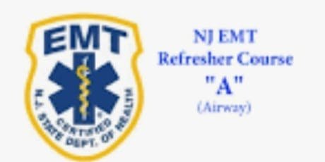 EMT CORE REFRESHER A tickets