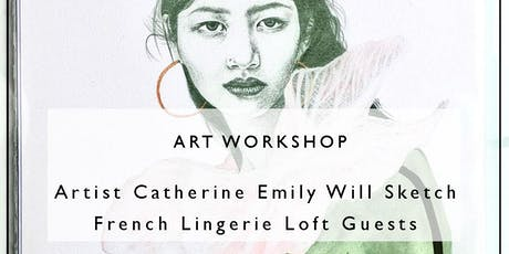 Saturday Sketches by CATHERINE EMILY tickets