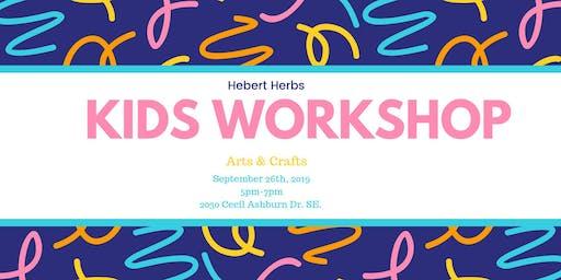Kids Art & Craft Workshop