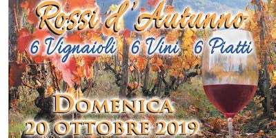ROSSI D'AUTUNNO