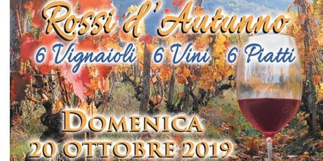 ROSSI D'AUTUNNO tickets
