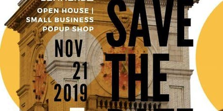 3rd Annual Open House | Small Business Pop Up tickets