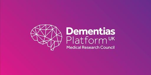 Dr Sarah Bauermeister, Dementia Platform UK Research Seminar