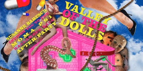 Susanne Bartsch's MoMA PS1 Halloween Ball After Party: Valley of the Dolls @ Elsewhere tickets