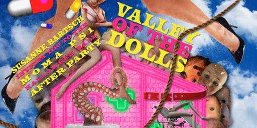 Susanne Bartsch's MoMA PS1 Halloween Ball After Party: Valley of the Dolls @ Elsewhere