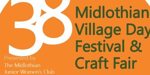 The 38th Annual Midlothian Village Day Festival & Craft Fair