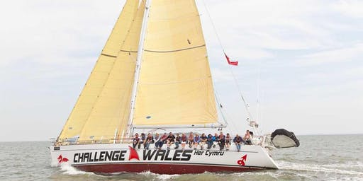 Big Boat Sailing Experience | Challenge Wales